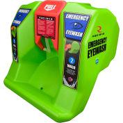 VisionAid 16-Gallon Cap. Gravity Fed Portable Eyewash Station, REW0116