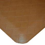 """Rhino Mats Comfort Craft Premium 3/4"""" Thick Navaho Plait Anti-Fatigue Mat, 2' x 6' Brown"""