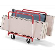 "Raymond Products 3850 Panel Mover 5"" Swivel Phenolic Casters, 3 Standard Uprights"