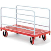 """Raymond Products 3908 HD Panel/Sheet Mover 8"""" Swivel Quiet Poly Casters, 2 Uprights"""