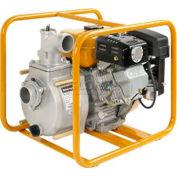 Subaru Semi-Trash Pump, Model PKX220ST , 2 Inch Suction/Discharge Port, 153 GPM