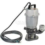 Subaru Submersible Trash Pump, Model RPKS65011, 2 Inch Suction/Discharge Port, 4760 GPH
