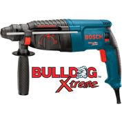 "BOSCH® 11253VSR, 1"" SDS-plus® BULLDOG Xtreme Rotary Hammer, Pistol Grip"