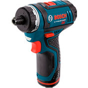 BOSCH PS21-2A, 12V Max 2-Speed Pocket Driver