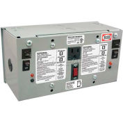 RIB® AC Power Supply PSH100A100AWB10, Enclosed, Dual, 100VA, 120-24VAC, 10A Breaker