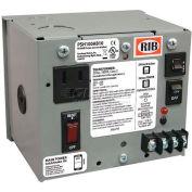 RIB® AC Power Supply PSH100AB10, Enclosed, Single, 100VA, 120-24VAC, 10A Breaker