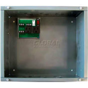 RIB® Enclosed UPS Interface Board PSH2RB10, 10A Switch/Breaker, 120VAC