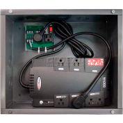 RIB® Enclosed UPS Interface Board PSH550-UPS, 550VA Switch/Breaker, 120VAC