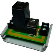 RIB® Track Mount Circuit Breaker Switch PSMN24SB4, 4A, 24VAC, LED Indicator