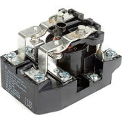 General Purpose Power Relay DPDT, 120 Coil Voltage
