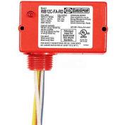 RIB® Enclosed Polarized Relay RIB12C-FA-RD, 10A, SPDT, 12VAC/VDC, Red Housing