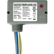 RIB® Enclosed Relay RIB2401D, 10A, DPDT, 24VAC/DC/120VAC