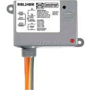 RIB® Enclosed Latching Relay RIBL24BM, 20A, 24VAC/DC, W/Aux Contact
