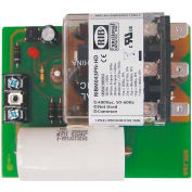 "RIB® Panel Relay RIBM043PN-HD, 4"" x 3.25"", 20A, 3PDT, 480VAC"
