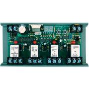 "RIB® Panel I/O Expander RIBMN24Q4C-PX, 2.75"", 15A, 4-SPDT, 24VAC/DC, 0-10VDC Control W/MT212-6"