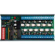 "RIB® BacNet Panel Mount Device RIBMNWD12-BC, 2.75"", 12 Digital Inputs W/Accumulators"