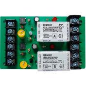 "RIB® Track Mount Relay RIBMU2C, 4"", 15A, 2 SPDT, 10-30VAC/DC/120VAC"