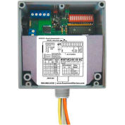RIB® BacNet Enclosed Relay RIBTW2401B-BC, 20A, SPDT, 24VAC/DC/120VAC, W/1 Digital Input