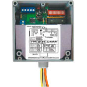 RIB® BacNet Enclosed Relay RIBTW2402B-BC, 20A, SPDT, 24VAC/DC/208-277VAC, W/1 Digital Input