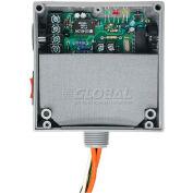 RIB® LonWorks Enc. Relay RIBTW2402SB-LN, 20A, SPST-N/O, 24VAC/DC/208-277VAC, HOA, Digital Input
