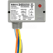 RIB® Enclosed Relay RIBU1C, 10A, SPDT, 10-30VAC/DC/120VAC
