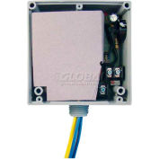 RIB® Enclosed Internal AC Sensor W/Relay RIBX243PV, Analog, 20A, 3PST, 24VAC/DC
