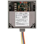 RIB® Enclosed Internal AC Sensor W/Relay RIBX24BA, Adjustable, 20A, SPDT, 24VAC/DC