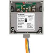 RIB® Enclosed Internal AC Sensor W/Relay RIBX24BV, Analog, 20A, SPDT, 24VAC/DC