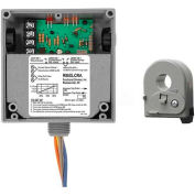 RIB® Enclosed Solid-Core AC Sensor W/Relay RIBXLCRA, Adjustable, 10A, SPDT, 10-30VAC/DC