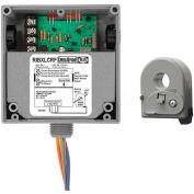 RIB® Enclosed Solid-Core AC Sensor W/Relay RIBXLCRF, Fixed, 10A, SPDT, 10-30VAC/DC