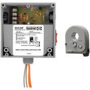 RIB® Enclosed Solid-Core AC Sensor W/Relay RIBXLSRF, Fixed,10A, SPST, 10-30VAC/DC, Override