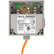 RIB® Enclosed Internal AC Sensor W/Relay RIBXLSV, Analog Out, 10A, SPST, 10-30VAC/DC, Override
