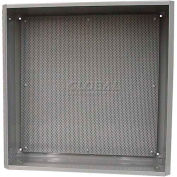 """RIB® Sub-Panel SP5504L, MH5500, Perforated Steel, 23""""H x 22.5""""W x .25"""" Thick"""