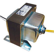 RIB® Transformer TR150VA002, 150VA, 120-24V, Dual Hub, Foot Mount, Circuit Breaker