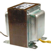 RIB® Transformer TR375VA001, 375VA, 120-24V, Two Bottom Openings, Foot Mount