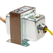 RIB® Transformer TR50VA004, 50VA, 480/277/240/120-24V, Dual Hub, Foot Mount, Circuit Breaker