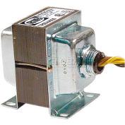 RIB® Transformer TR50VA006, 50VA, 277-24V, Single Hub, Foot Mount