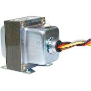 RIB® Transformer TR50VA017, 50VA, 480/277/208-24V, Single Hub, Foot Mount, Circuit Breaker