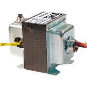 RIB® Transformer TR75VA004, 75VA, 120/208/240/480-24V, 1 Hub, Side Opening, Circuit Breaker