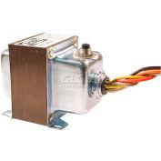 RIB® Transformer TR75VA005, 75VA, 120/208/240/480-24V, Single Hub, Foot Mount, Circuit Breaker