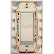 RIB® EnOcean® Enabled Wireless Wall Transmitter Switch WST-EN-A, 315MHz, Almond