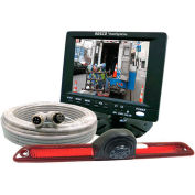 """Rosco 5"""" Color LCD, Sprinter Integrated Brake Light Cam - STSK5434"""