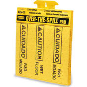 Mopping Floor Signs Carlisle Wet Sign English