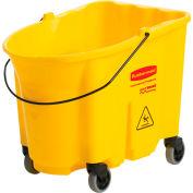 Rubbermaid Wavebrake® 7570-88 Mop Bucket, Yellow