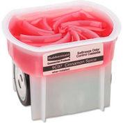 Rubbermaid Sebreeze® Gel Fragrance Cassette Cinnamon Spice, .1 Oz. Gel 6/Case - RCP9C9701