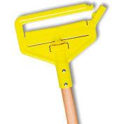 """Rubbermaid® 60"""" Invader Side Gate Hardwood Wet-Mop Handle - FGH116000000 - Pkg Qty 12"""