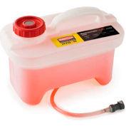 """Rubbermaid® HYGEN 2 Gallon Pulse Caddy W/ Clean Connect 14-1/8"""" x 3/4"""" x 10-3/4"""" - RCPQ96600"""