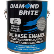 Diamond Brite Oil Enamel Paint, Tile Green Gallon Pail 1/Case - 31300-1