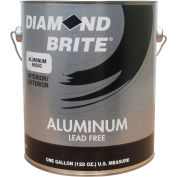 Diamond Brite Oil Aluminum Paint Paint, Gallon Pail 1/Case - 46000-1