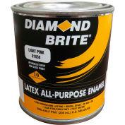 Diamond Brite Latex Gloss Enamel Paint, Brown Walnut 8 Oz. Pail 6/Case - 81700-6